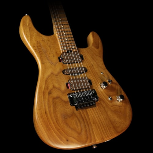 Charvel Guthrie Govan Signature Caramelized Ash HSH Electric Guitar Natural Natural, Brand New, $2,999.99