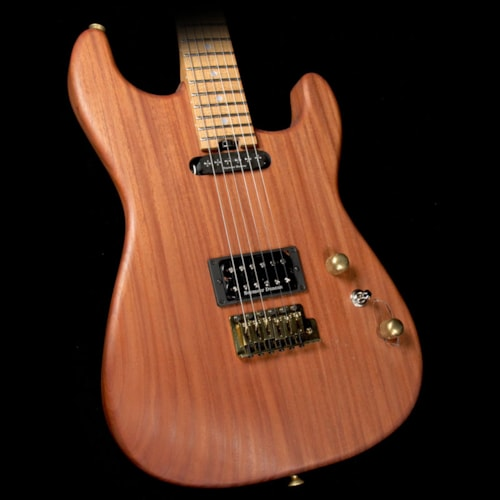 Charvel Used Charvel Custom Shop Cooked Mahogany San Dimas Electric Guitar Natural Oil Excellent, $1,869.00
