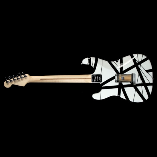 Charvel Used Charvel EVH Art Series Electric Guitar Black & White Excellent, $1,999.00