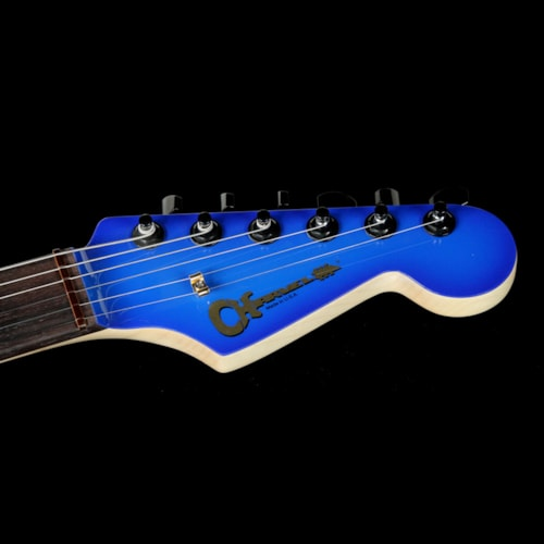 Charvel Used Charvel USA Signature Series Jake E. Lee San Dimas Electric Guitar Blue Burst Excellent, $2,299.00