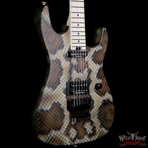Charvel Warren DeMartini Signature Snake - USA Snakeskin, Brand New, $2,699.00
