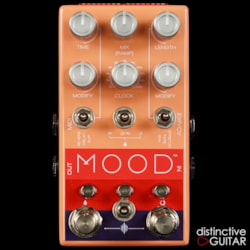 Chase Bliss Audio MOOD Looper