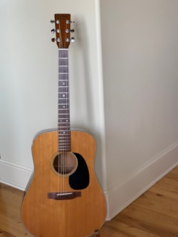 1973 Martin D-18 Dreadnaught