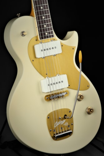 Collings  360 LT M Aged Special Edition - Olympic White Brand New, Hard