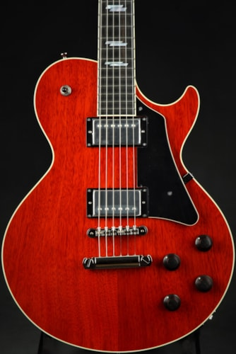Collings City Limits Deluxe/Custom Inlay - 1959 Faded Crimson