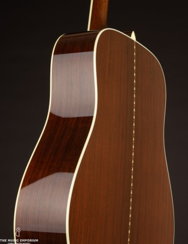 Collings D-42 Madagascar & Adirondack #30,000 Natural/Blonde