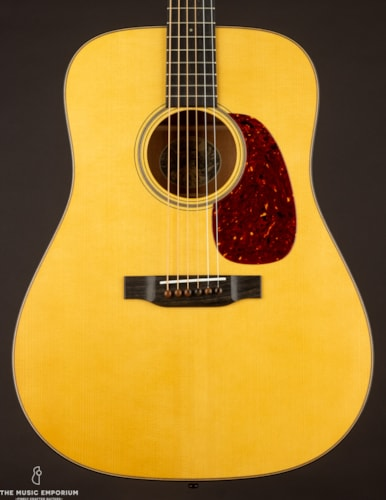 "Collings D1A Adirondack Traditional 1 11/16"" Nut Satin Natural/Blonde"