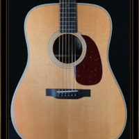 """Collings D2HA with 1 3/4"""" Nut Width and Baked Adirondack Spruce Top"""