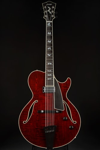 Collings Eastside LC Deluxe - Merlot Brand New, Hard