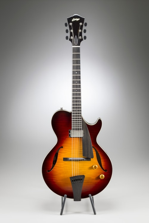 Collings Eastside Lc Sunburst Gt Guitars Archtop Electric