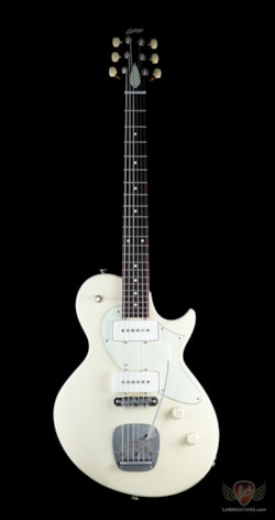 Collings Guitars Collings 360 LTM Alder Body Aged Olympic White
