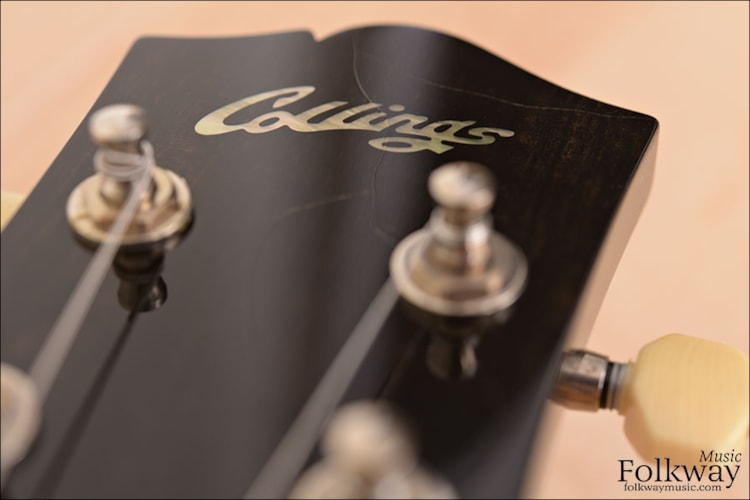 Collings I-30 LC Aged Black, Brand New, Original Hard, Call For Price!