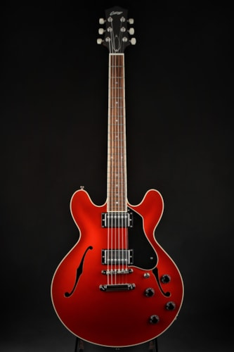 Collings I-35 LC - Candy Apple Red Brand New, Hard, $4,905.00