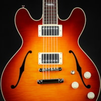 Collings I-35 LC Deluxe - Brock Burst