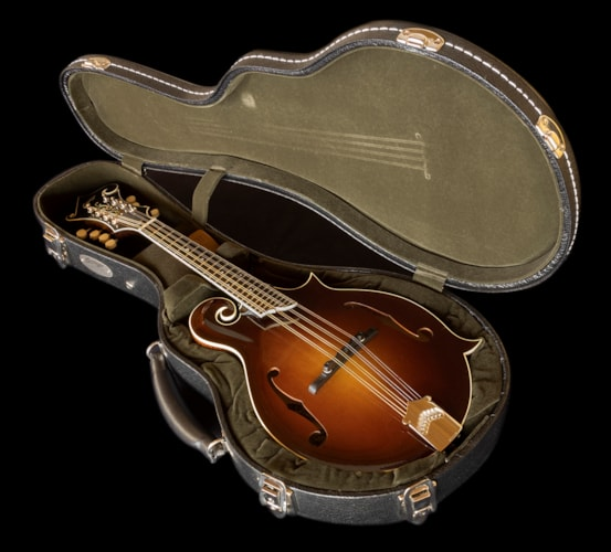 Collings MF-5. Top of the line Collings Mandolin, Gorgeous Sunburst High Gloss Lacquer, Near MINT