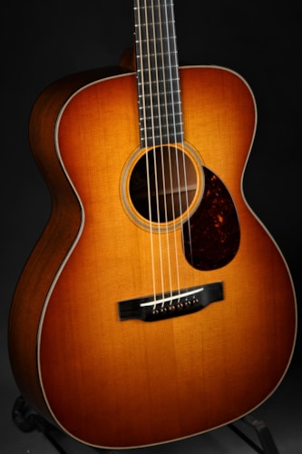 Collings OM1-T Baked Sitka Brand New, Hard