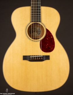 Collings OM1 Traditional Satin Finish