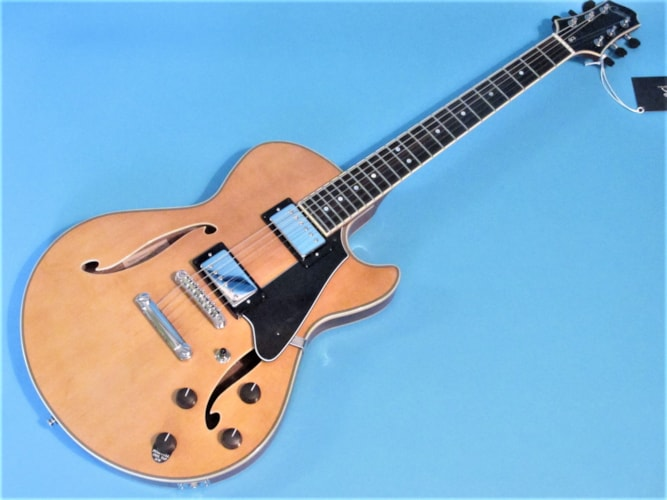 Comins GCS-1ES Vintage Natural, Brand New, Hard, $1,499.00