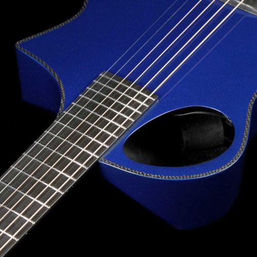 Composite Acoustics The Cargo Acoustic Solid Blue Excellent, $1,399.00