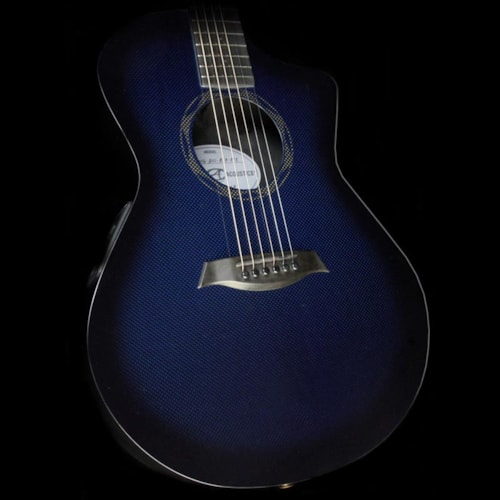 Composite Acoustics The Ox Acoustic Guitar High Gloss Blue Brand New, $1,999.99