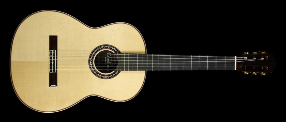 Cordoba Used Cordoba C12 SP/IN Spruce Top Nylon-String Acoustic Guitar Natural Natural, Excellent, $999.00