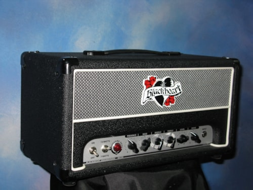 Crate Blackheart Blackheart Handsome Devil 15 Head Black, Near Mint, $249.00