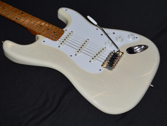 Custom Partscaster Blonde, Excellent