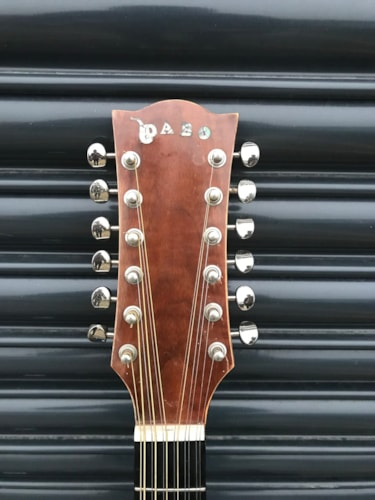 DABO - EX DAVID GILMOUR , PINK FLOYD OWNED , ACOUSTIC 1990s Natural