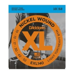 D'ADDARIO XL Nickel Wound Light Top | Heavy Bottom Electric Guitar Strings