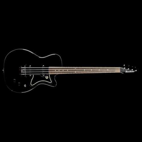 Danelectro '56 Single Cutaway Bass Black Brand New $449.00