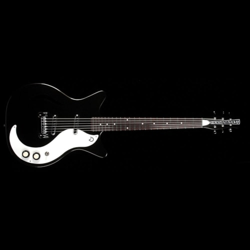 Danelectro D59M-Spruce Black Pearl Brand New