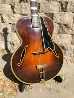 1938 d'angelico Excel