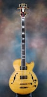 D'Angelico Excel hollowbody bass