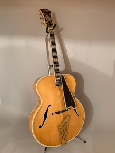 1940 D'Angelico New Yorker