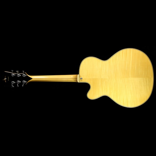 D'Angelico Used D'Angelico EX-175 Archtop Electric Guitar Natural Excellent, $1,249.00