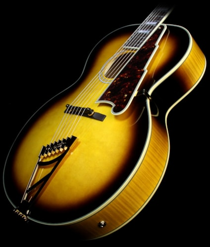 D'Angelico Used D'Angelico EX-63 Archtop Acoustic Guitar Sunburst