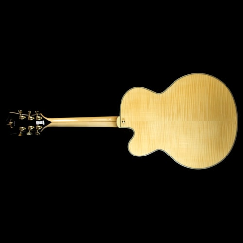 D'Angelico Used D'Angelico EXL-1 Archtop Electric Guitar Natural