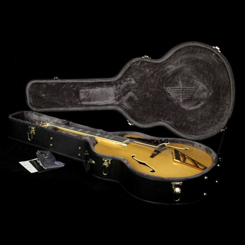 D'Angelico Used D'Angelico EXL-1 Archtop Electric Guitar Natural Natural, Excellent, $1,099.00