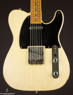 Danocaster T-Style, Blonde (Used)