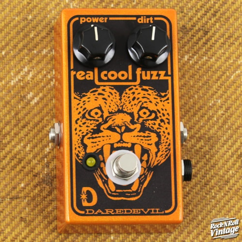 Daredevil Real Cool Fuzz Brand New $159.00