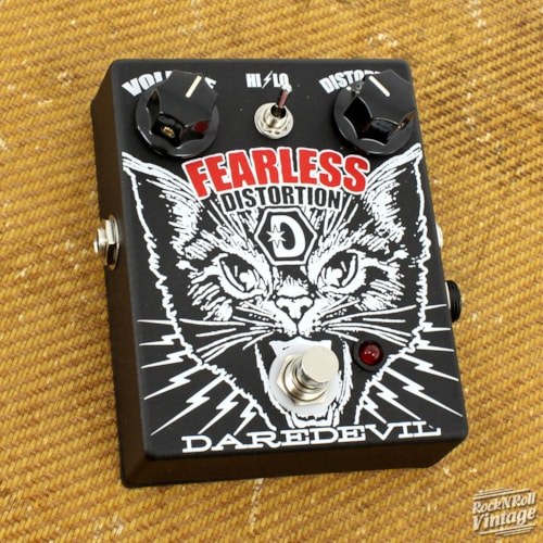 Daredevil The Fearless Distortion Brand New