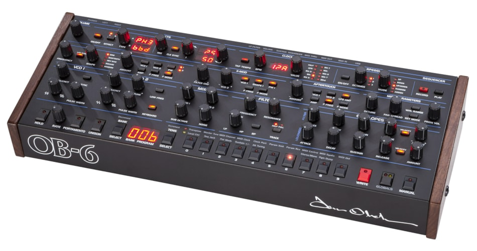 Dave Smith Instruments OB6 Module Brand New $2,299.00