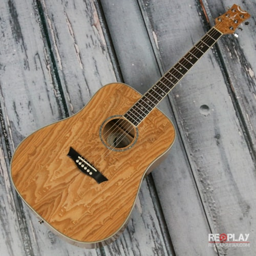 Dean AXS Dread Quilt Ash (Gloss Natural) Brand New, $189.00