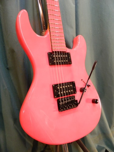 ~2015 Dean Custom Zone Hot Pink
