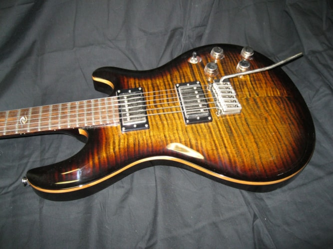 Dean Hardtail Select Tiger Eye, Brand New