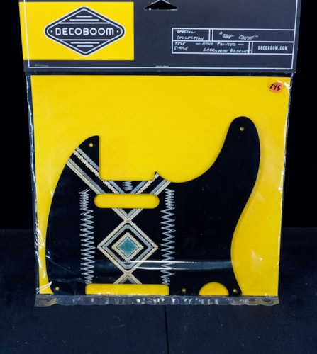 Decoboom Special Collection The Chief Telecaster 5 Hole Pickguard
