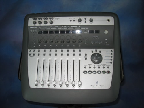 Digidesign Digi 002 with Pro Tools 8 LE Grey, Near Mint, $395.00