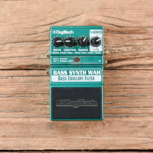 Digitech Bass Synth Wah USED