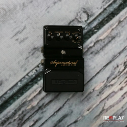 DIGITECH DigiTech Supernatural Ambient Reverb Very Good, $69.99