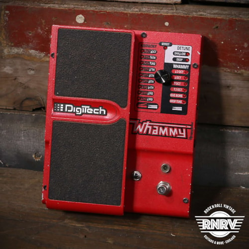 DigiTech Whammy 4 w/ True Bypass Mod